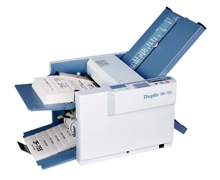 Tabletop Letter Folding Machines